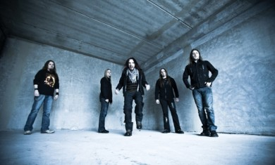 sonata arctica - promo band - 2009
