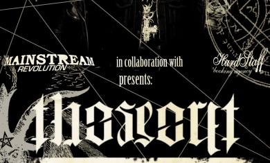 the secret - tour italiano gennaio - 2012