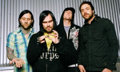the used - band - 2011