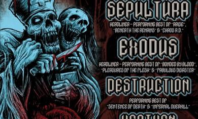 thrashfest classics - 2011