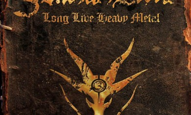 3 inches of blood - long live heavy metal - album 2012