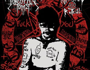 Forgotten Tomb / Whiskey Ritual - A Tribute To GG Allin - 2011