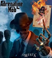 adrenaline mob - omertà - 2012