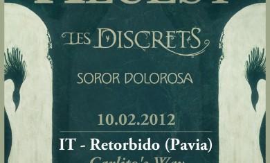 alcest - data italiana locandina - 2012