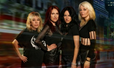 girlschool - band - 2012