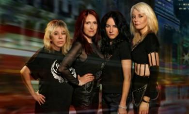 girlschool - band - 2012
