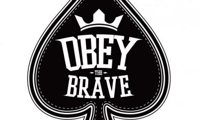 obey the brave - logo - 2012