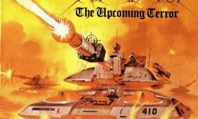 ASSASSIN-THE UPCOMING TERROR-1986