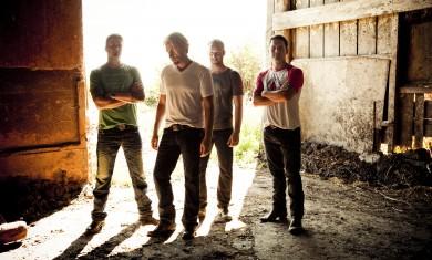 Nickelback - Band - 2012