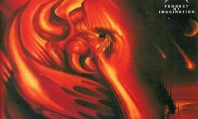 PARADOX-PRODUCT OF IMAGINATION-1987