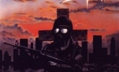 SODOM-PERSECUTION MANIA-1987
