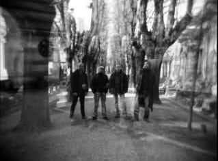 bastard saints - band - 2012