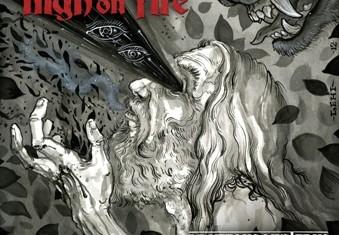 high on fire - de vermis misteriis - 2012