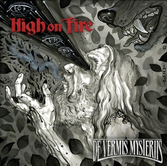 high on fire - de vermis misteriis - 2012