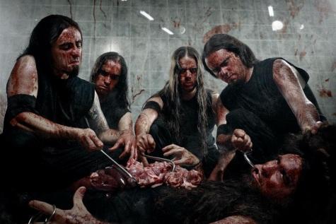 holocausto canibal - band - 2011