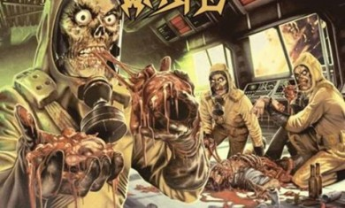 municipal waste the fatal feast 2012 cover
