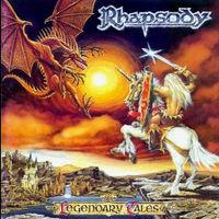 rhapsody of fire - legendary tales - 1997