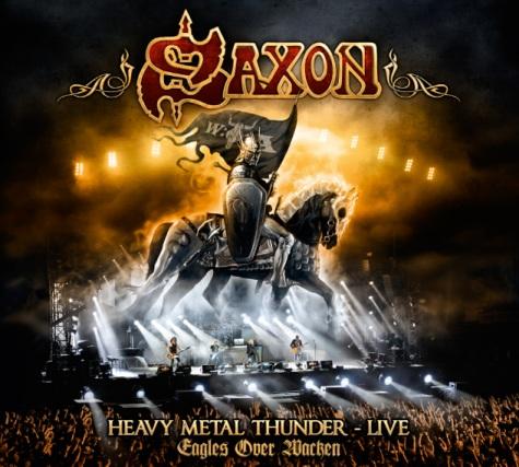 saxon eagles cover