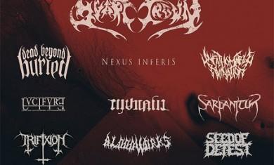 sonic obliteration fest - locandina - 2012