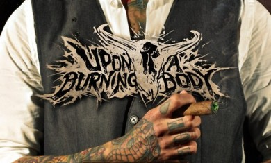 upon a burning body - red white green - 2012