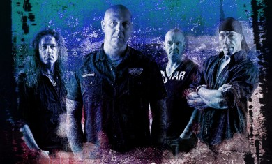 Tainted Nation - Band - 2012
