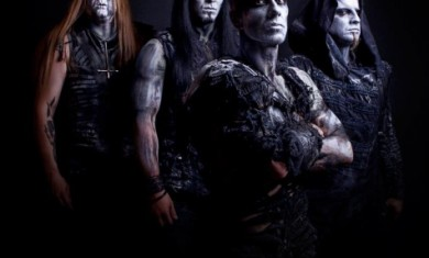 Behemoth - intervistaband - 2012