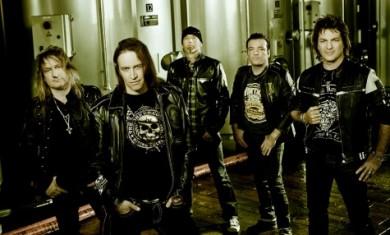 Gotthard - band - 2012