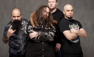 SOULFLY - enslaved formazione - 2012