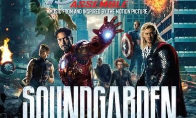 Soungarden - Avengers singolo - 2012