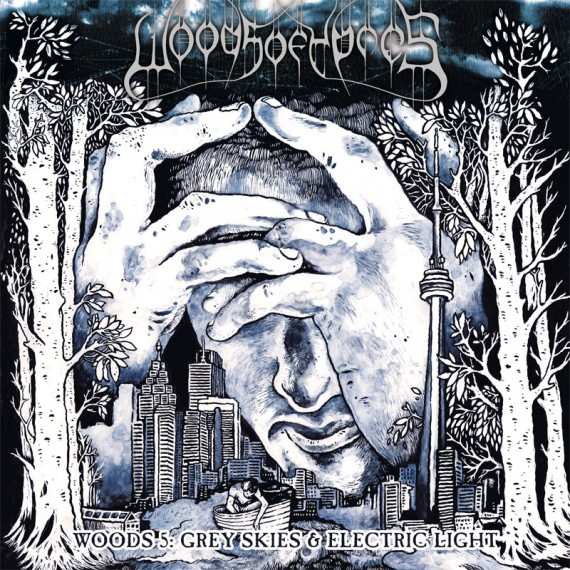 Woods of Ypres - Woods 5 Grey Skies & Electric Light - 2012