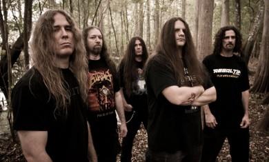 cannibal corpse - band - 2012