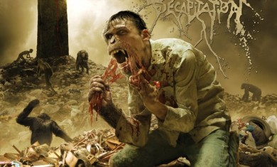 cattle decapitation - monolith of humanity - 2012