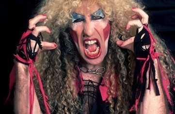 twisted sister - dee snider - 2010