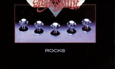 AEROSMITH - Rocks - 1976