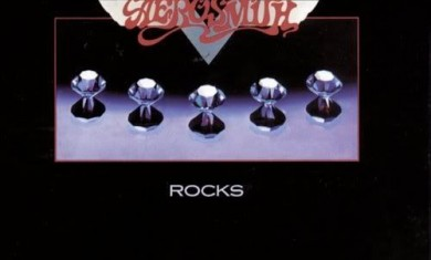 AEROSMITH - Rocks - 1976
