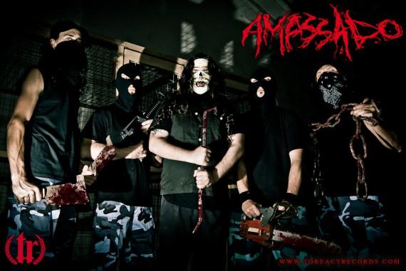 Amassado - band - 2012