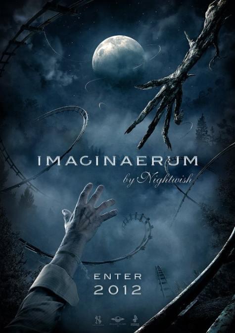 nightwish il trailer del film imaginaerum. Black Bedroom Furniture Sets. Home Design Ideas
