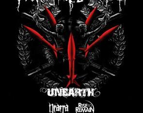 Progression Tour - locandina - 2012