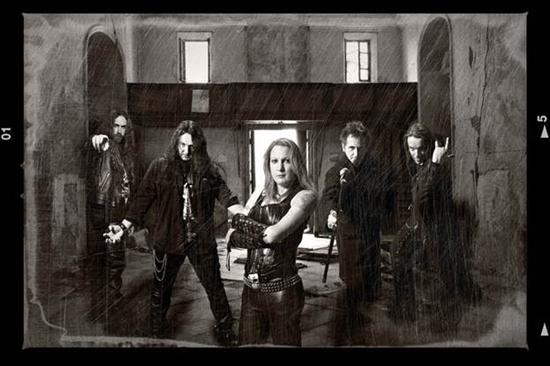 White Skull - Band - 2012
