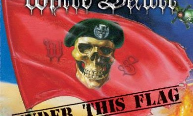 White Skull - Under This Flag - 2012