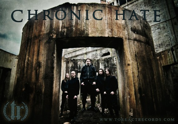 chronic hate - band - 2012