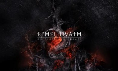 ephel duath - on death and cosmos - 2012