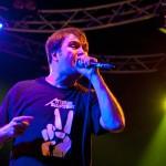 Napalm Death live @ Demodé di Bari il 28 aprile 2012