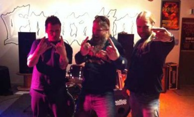 Amon Amarth - Johan Hegg & Evocation - 2012