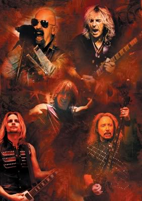 Judas Priest - band - 2012