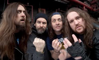 Municipal Waste - band - 2012