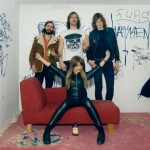 """SPIDERS: in arrivo """"Shake Electric"""""""