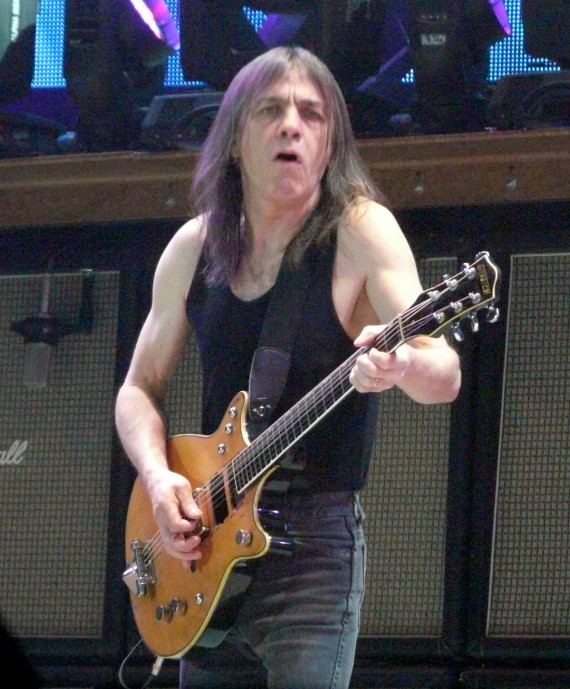 acdc - malcolm young - 2010