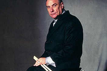 black sabbath - bill ward - 2012