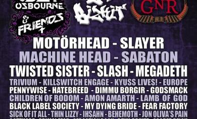 graspop metal meeting - locandina - 2012